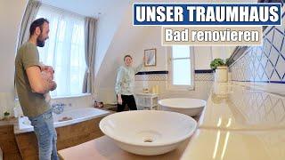 Renovierung geht weiter! Neuer Waschtisch & Kinderwunsch | Isabeau