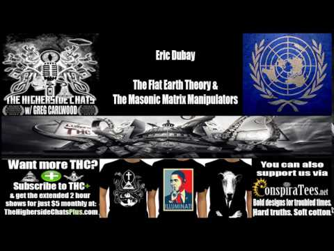 Eric Dubay | The Flat Earth Theory & The Masonic Matrix Manipulators thumbnail