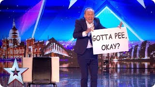 Download Tonight's the night for HILARIOUS variety act Ben Langley! | Auditions | BGT 2018 Mp3 and Videos