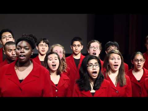 Tshotsholoza -- Ain't Gonna Let Nobody Turn Me Around: Boston Children's Chorus at TEDxBoston