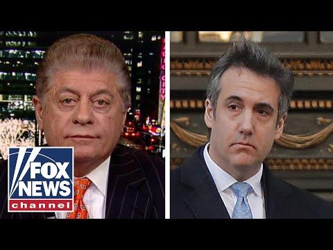 Napolitano: Michael Cohen's