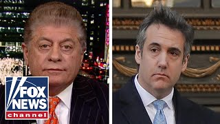 Napolitano: Michael Cohen's plea deal is tip of the iceberg