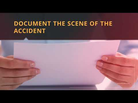 Evidence Necessary to Obtain Compensation After an Auto Accident - Richard Schibell, Esq.