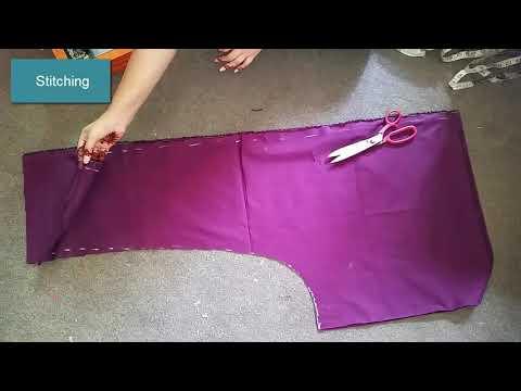 Ladies Bottom Wear | Latest Pajama Design | Ladies Pants (Trouser)|Cutting & Stitching | Easy Method thumbnail
