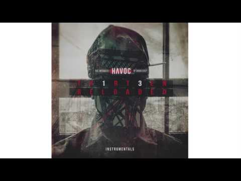 "Havoc - ""Uncut Raw"" (Instrumental) [Official Audio]"