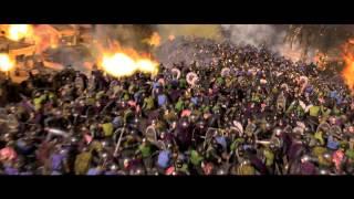 Total War: Attila — трейлер «Красный конь»