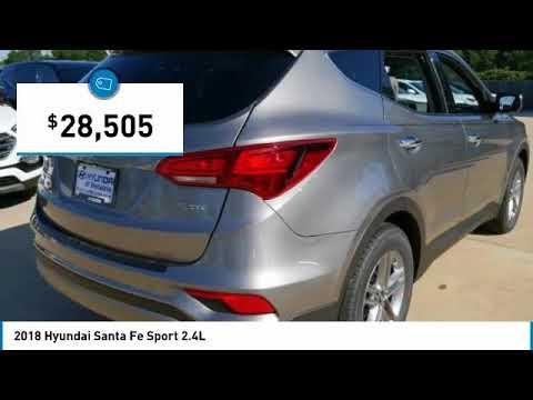 2018 Hyundai Santa Fe Sport Metairie LA H564226