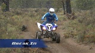 How to Break in Your ATV's Engine, Yamaha Sport ATV Tech Tip Series
