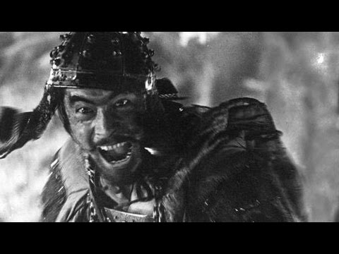 Seven Samurai - Drama Through Action