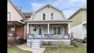 1036 Moy Ave, Windsor ON | 3 Bedrooms | House for Sale