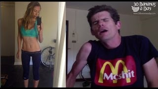 Why Freelee & Durianrider Don't Eat 100% Raw Food Diet All The Time?