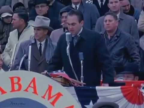 George Wallace 1963 Inauguration Address