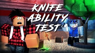 🔪 TESTING MY KNIVE Skills 🔪 [I'VE HAD CANCER] / Roblox KAT / Roblox English / Melih Brother