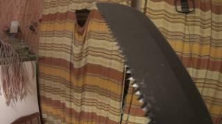 обзор тесаков и крупных ножей
