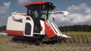 刈取しながら、穀物の食味(タンパク率・水分率)と収量が計測できるコ...