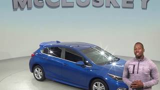 A98611CT Used 2017 Chevrolet Cruze LT FWD 4D Hatchback Blue Test Drive, Review, For Sale -