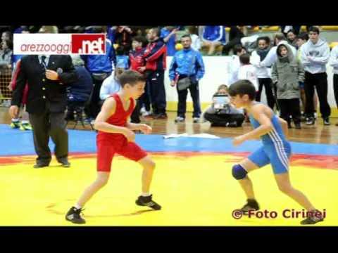 Campionati Italiani Giovanili di lotta Greco Romana