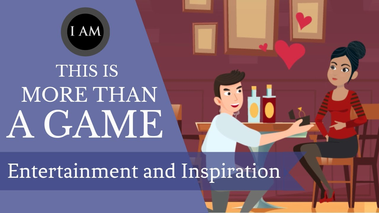 Enjoy the I AM playing cards game, its more than a game!