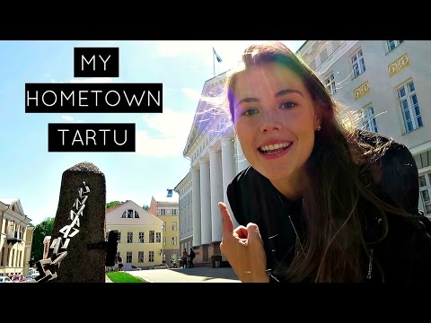 little tour of Tartu