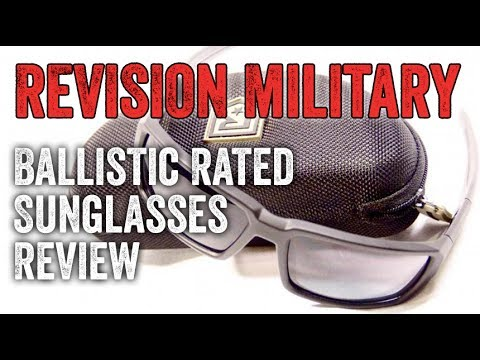 Revision Military Ballistic Rated Sunglasses Review