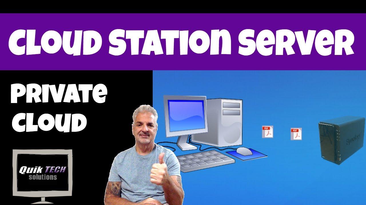 Synology Cloud Station Server