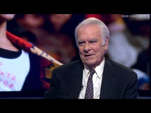 NEWSNIGHT: Lord David Owen on Obama's handshake with Raoul Castro
