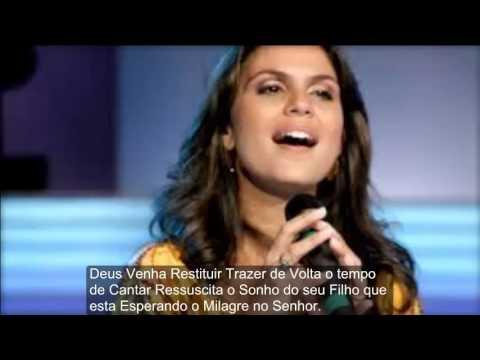 Aline Barros Ressucita os Meus Sonhos