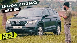 Skoda Kodiaq 2018 Review - Better Than Toyota Fortuner, Ford Endeavour?