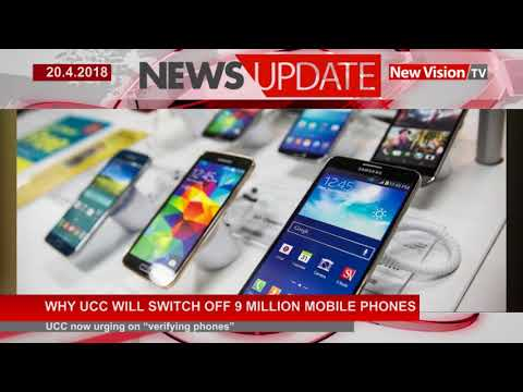 Why  UCC will switch off 9 million mobile phones