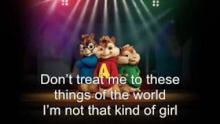 Beyonce - Single Ladies (Put A Ring On It) Chipmunk Version
