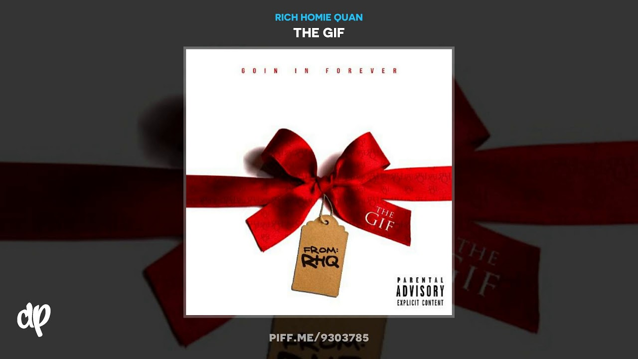 Rich Homie Quan Releases 'The GIF' on His Birthday   The Source