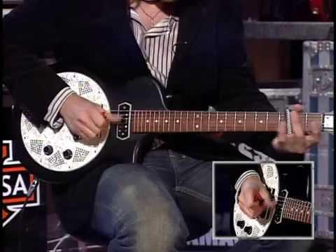 Joe Bonamassa Slide Guitar