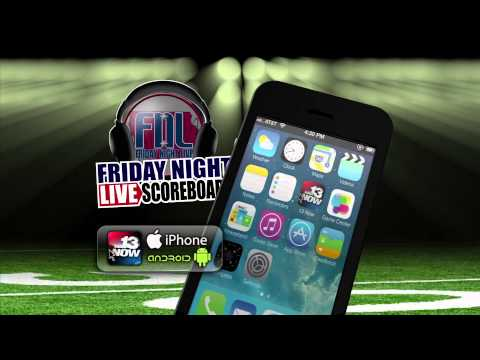 WHO-Des Moines 2014 Friday Night Live Scoreboard