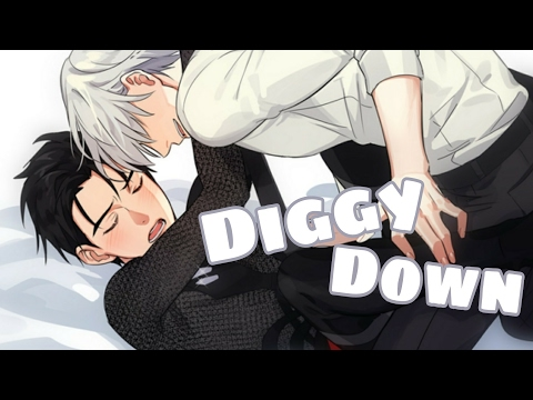 Nightcore - Diggy Down [Male Version]