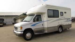 Nice Small 22' 2003 Gulf Stream BT Cruiser Ford E-350 Only 29K Miles New Tires Zoomersrvindiana