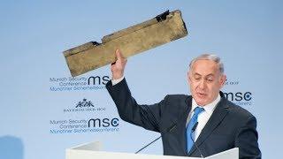 PTV News 19.02.18 - Conferenza di Monaco: Pericolo Israele