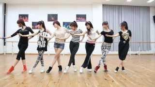7sense 玉生烟 舞蹈练习室 by 七朵组合 高清720p