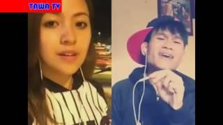 WOW Tinggi Banget Suara Saingan Khai Bahar Duet Baby Shima - Best Smule
