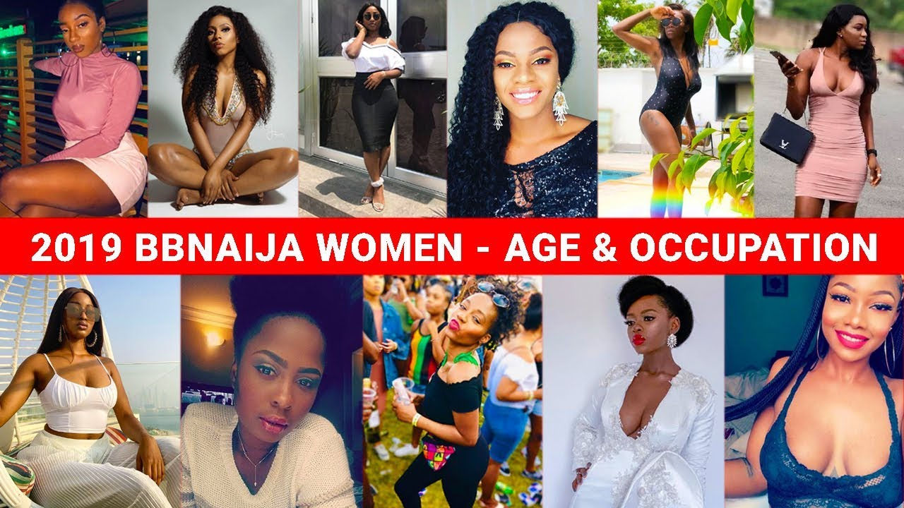 BBNAIJA 2019 Female Housemates - How Old, Occupations & First Impressions