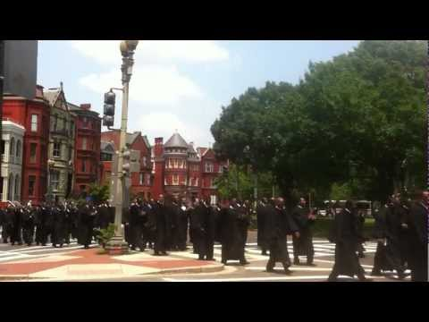 The United House of Prayer for All People Memorial Day Parade v2
