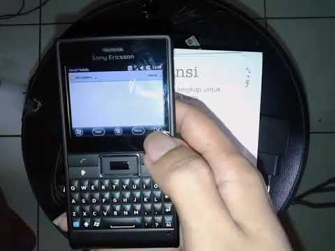 Review Unboxing Hp 200rb Sony ericsson Aspen M1i Windows Phone
