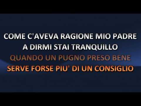 Moda' - Francesco (Video karaoke)
