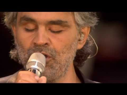 Andrea Bocelli - The Music of the Night