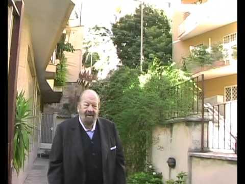 CARLO PEDERSOLI E BART COLUCCI  ROMA 2011