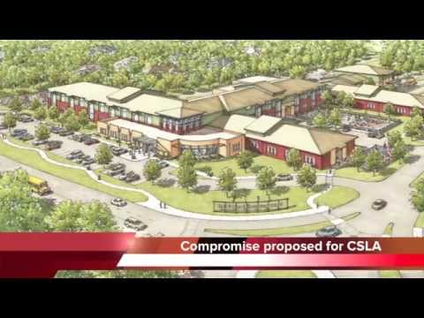 How CSLA, Chattanooga School for the Liberal Arts, could get a new building