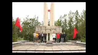 Мемориал в воинам Великой Отечественной войны. Суть времени.