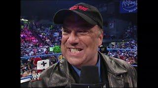 Paul Heyman recruits Rey Mysterio to ECW: SmackDown, June 9, 2006