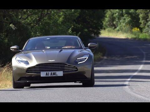 Aston Martin DB11: V12 mit Turbos - Vorfahrt | auto motor und sport (subtitle)