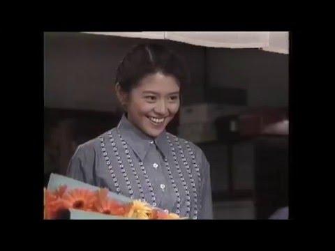 「花束」番組案内  小泉今日子  1990年