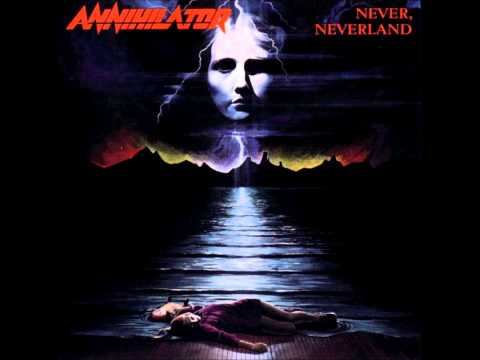 Клип Annihilator - Phantasmagoria